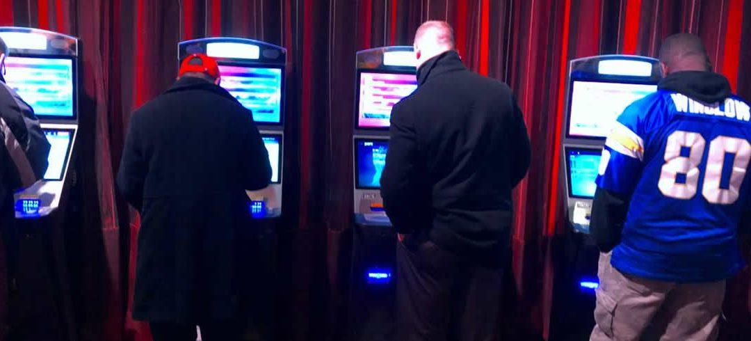 Rhode Island Adding Gambling Kiosks