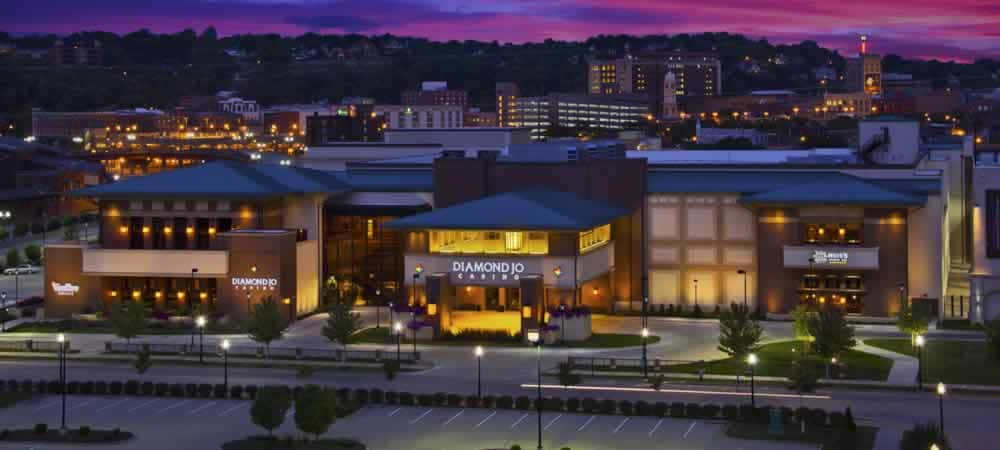 Iowa's Diamond Jo Casino Prepared To Launch Sports Betting