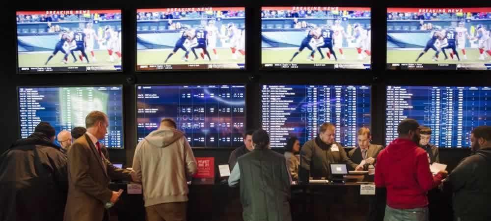 west virginia sports betting revenue