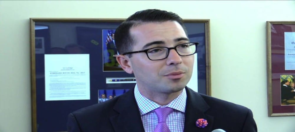 Michigan Rep. Brandt Iden Discusses Future Sports Betting Bill