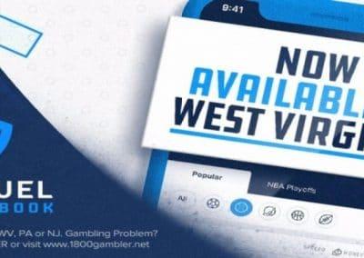 FanDuel Revives the WV Mobile Sports Betting Market