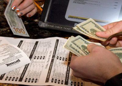 Nevada Football Betting Handle To Reach $2 Billion This Year?