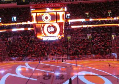 Flyers, Wells Fargo Center Welcome New Sportsbook Partner