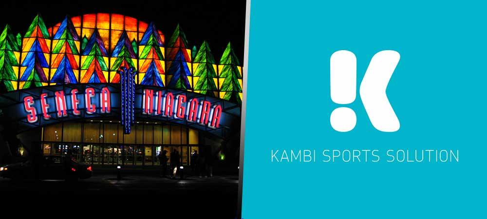 Kambi To Power Seneca Gaming Corporation's 3 NY Sportsbooks