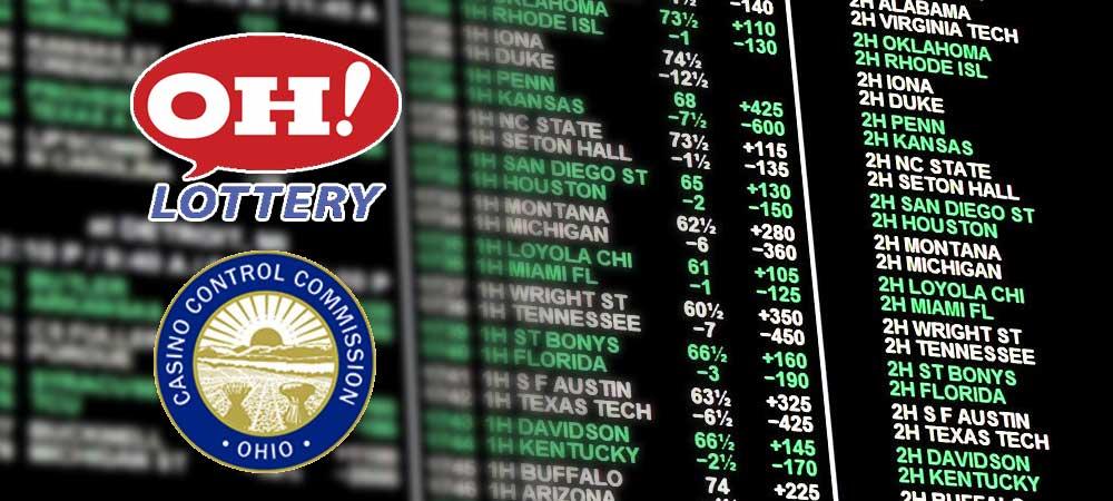 Ohio Sports Betting Bills Lagging Behind Neighboring States