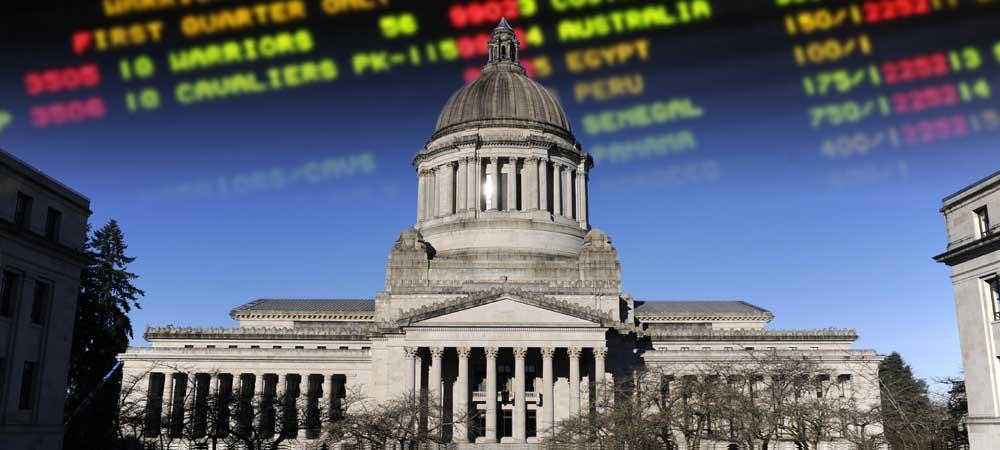 Washington House And Senate Discuss Sports Betting Legalization