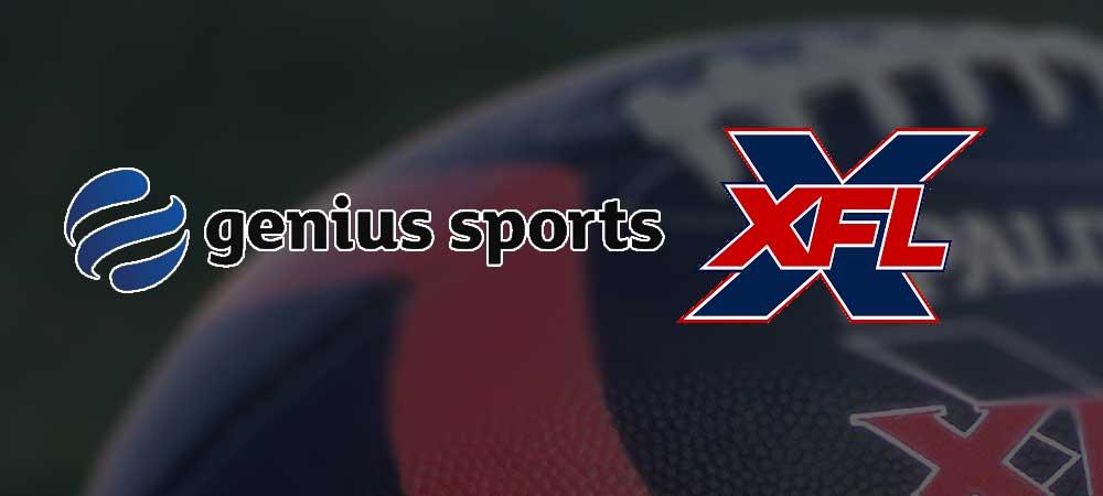 XFL Partners With Genius Sports To Build Integrity Program