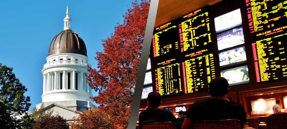 Senate Overrides The Vetoed Sports Betting Bill In Maine