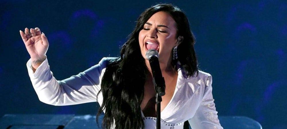 Demi Lovato Wreaks Havoc On Sports Bettors After 1st Rehearsal