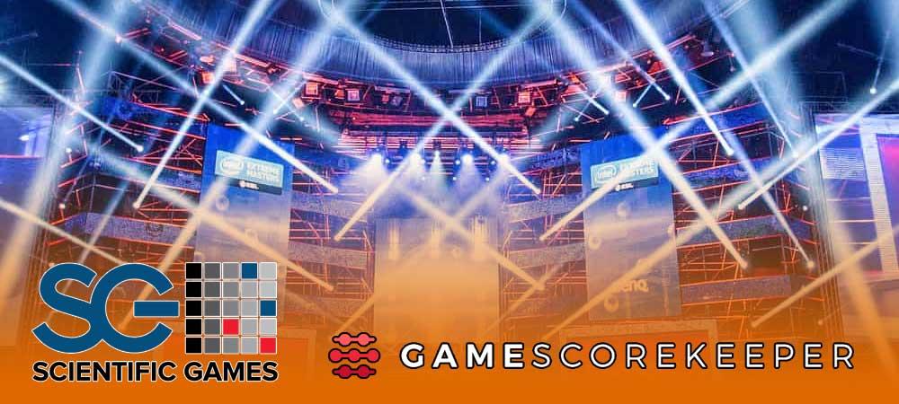 GameScoreKeeper Will Provide Scientific Games With Esports Data