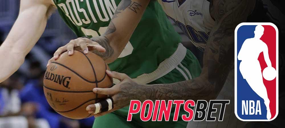 PointsBet Keeps Scoring With New NBA Partnership