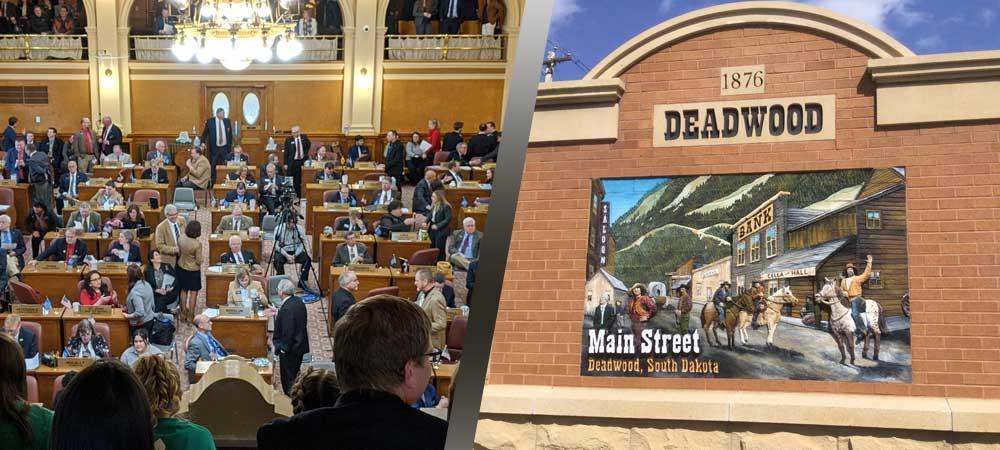 South Dakota Senate Moves Sports Betting Bill To House Floor