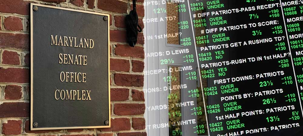 State Senate Unanimously Passes MD Sports Betting Bill To House