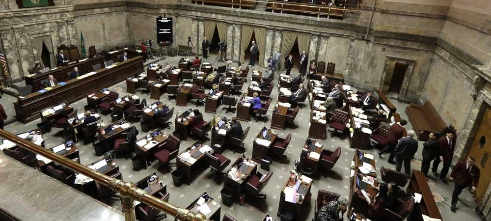 Washington Sports Betting Bill Passes Senate, Needs Gov. To Sign