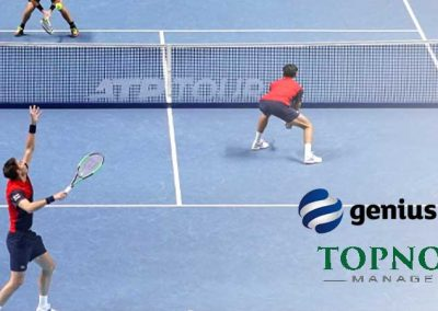 Grand Slam Tournament Through Topnotch Management And Genius Sports