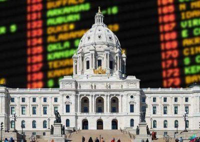 Minnesota Relief Bill Reignites Gambling Expansion Debate