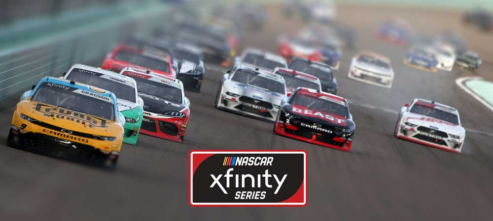 NASCAR Xfinity Series Rolls On Tonight at Darlington