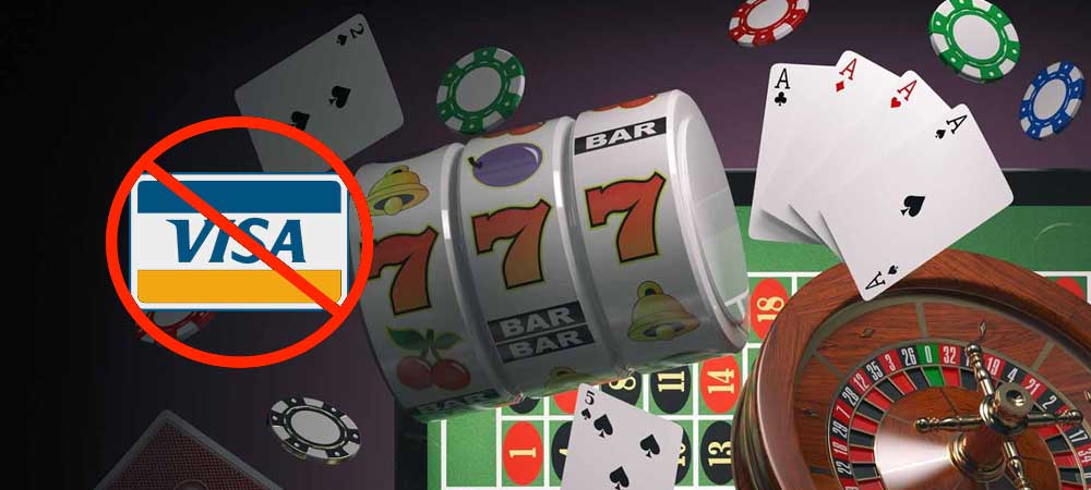 No Visa Online Gambling