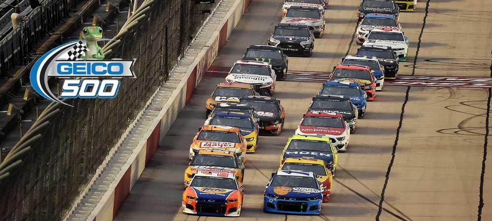 NASCAR, Belmont Stakes Headline The Weekend's Massive Sports Betting Slate
