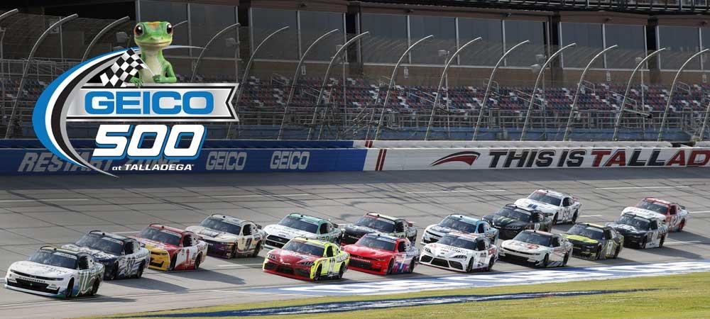 NASCAR Talladega Odds: New Cars May Effect Betting