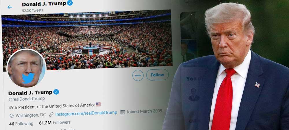 Twitter - Donald Trump