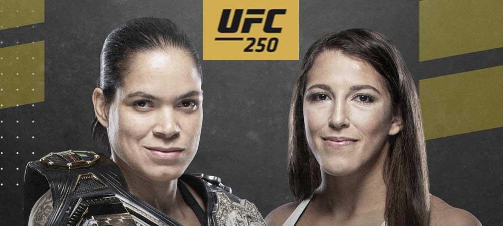 Is Felicia Spencer Worth A Longshot UFC 250 Prop Bet?