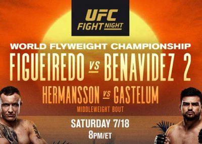 UFC Fight Night Figueiredo vs. Benavidez 2: Best Main Card Prop Bets