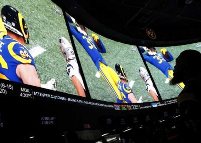 Rhode Island Sports Betting Tax Revenue Booms In August
