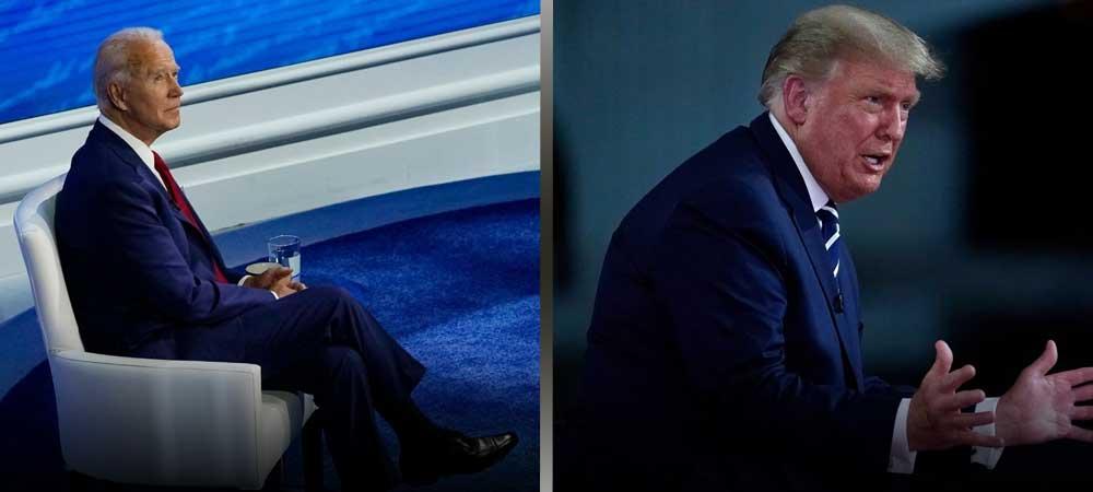 Trump vs. Biden Town Halls: Have Their Odds Changed?