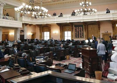 Transgender Amendment Stalls Out Ohio Sports Betting Talks