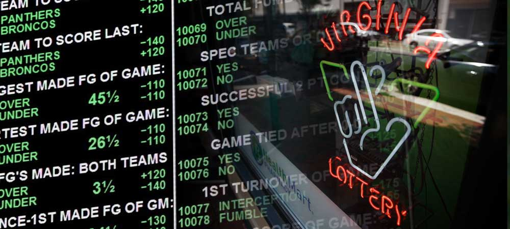 Legal sports betting richmond va namecoins to bitcoins value
