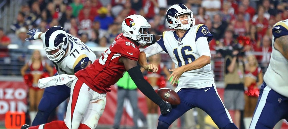 LA Rams vs. Arizona Cardinals Betting With Injury Report Week 13