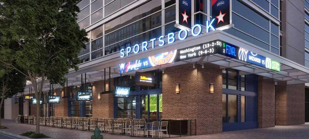 Washington DC Sports Betting Handle Sees Slight Decline In December
