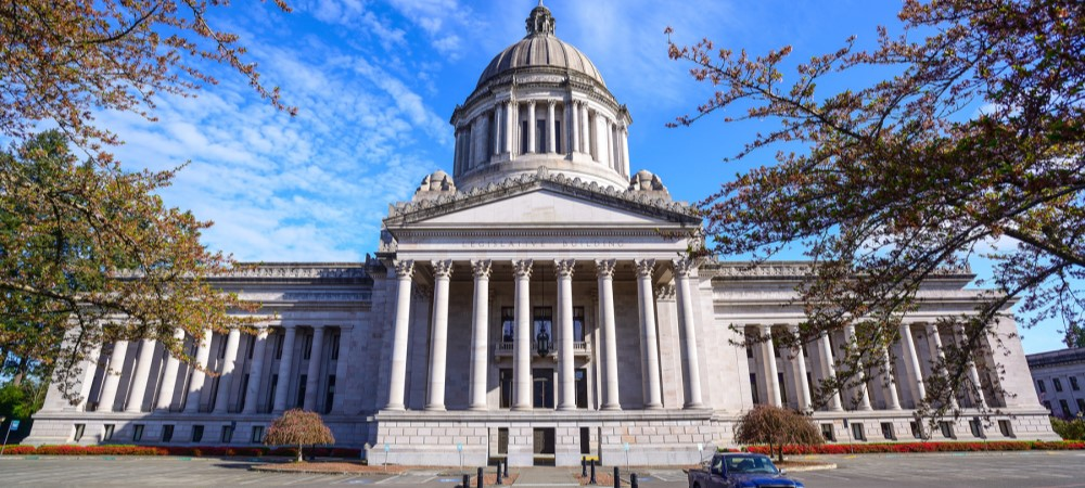 New Washington Sports Betting Bill Gets First Reading