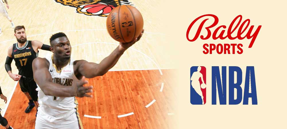 Bally's Announces NBA Partnership, Sportsbook May Launch Summer