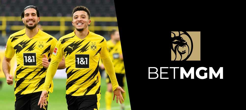 BetMGM - Borussia Dortmund