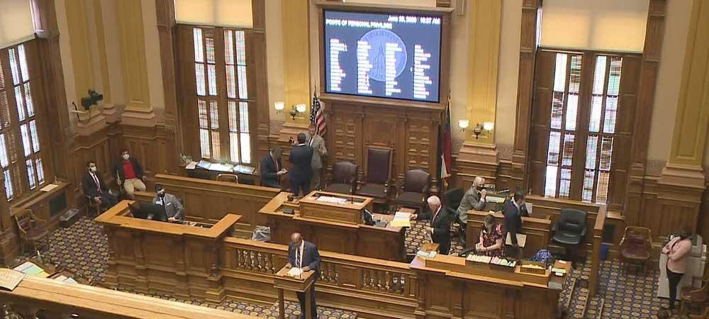 Georgia Sports Betting Bill Passes Senate, Moves To House