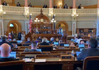 A Promising Kansas Sports Betting Bill Fails In House