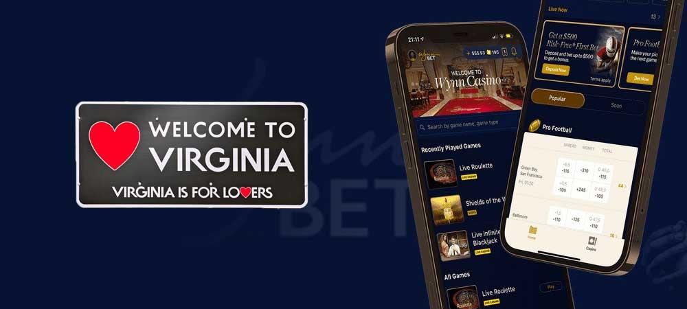 WynnBET Set To Join Virginia Online Sports Betting Market