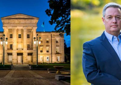 Sen. Jim Perry On North Carolina Sports Betting Legislation