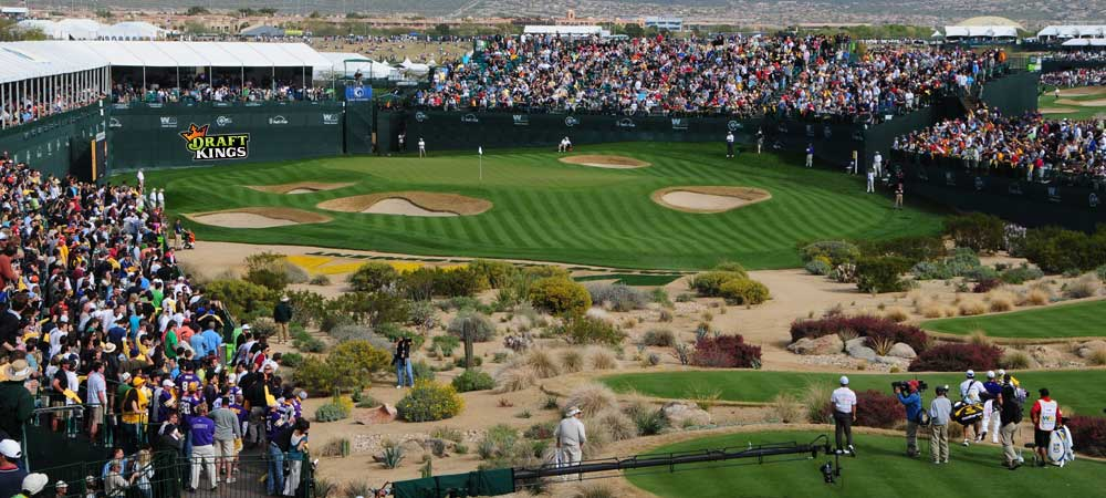 PGA Tour, DraftKings To Launch AZ Sportsbook At TPC Scottsdale