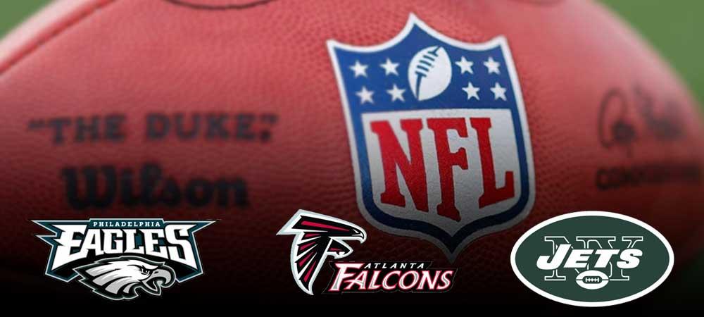 Top 3 NFL Draft Winners To Bet On For Regular Season Win Total
