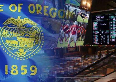 Oregon Sports Betting Revenue, Handle Leap Forward In April