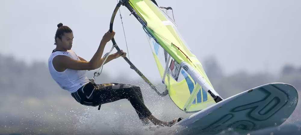Olympic Sailing RS:X Windsurfers Badloe, Yunxiu Favored For Gold