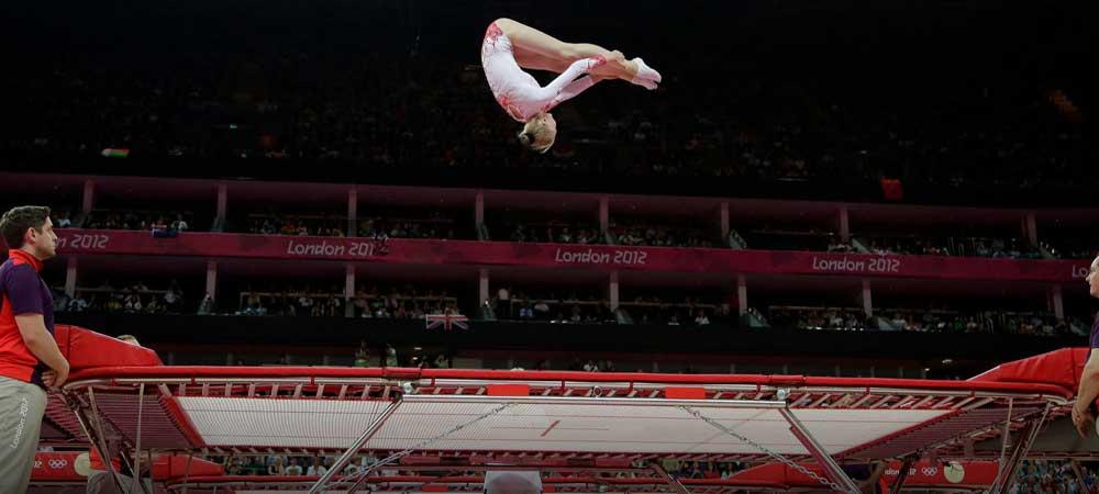 Can Team USA Gymnastics Finally Get A Trampoline Gold?