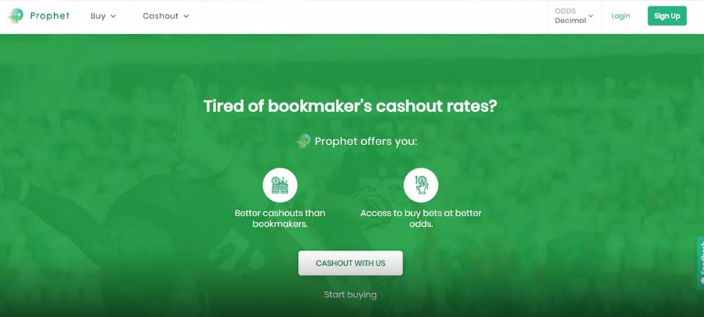 Caesars Joins Prophet For Sports Betting Exchange In NJ