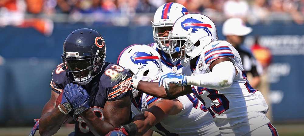 NFL Preseason Betting: Buffalo Bills Vs Chicago Bears