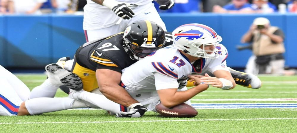 NFL Week 1 Biggest Upsets: Eight Underdog Wins On Sunday