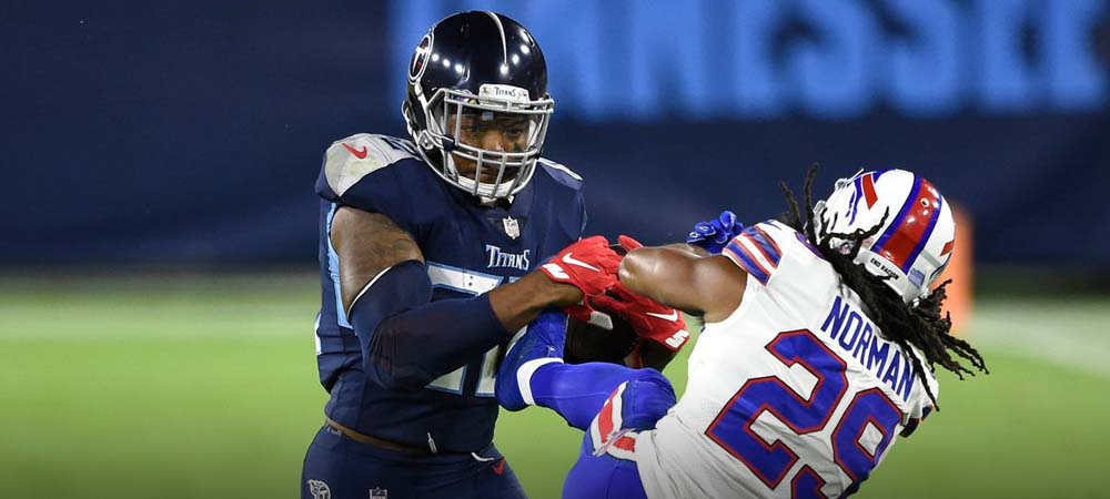 Monday Night Football Week 6 Betting Breakdown: Bills Vs. Titans