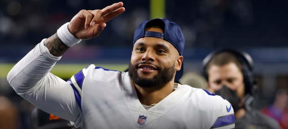 NFL Odds Recap Week 6: Cowboys, Raiders, Cardinals